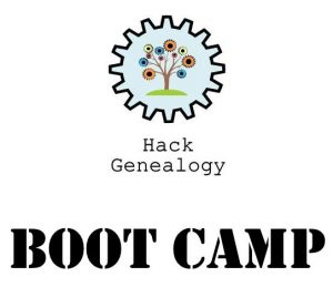 Save 30% on digital downloads at Hack Genealogy Boot Camp via Genealogy Bargains