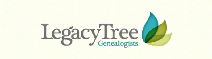 Save $100 at Legacy Tree Genealogists - receive $100 off a 20-hour research project from Legacy Tree Genealogists using code SAVE100. Valid through July 7th, 2017.