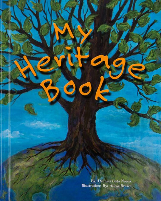 My Heritage Book: It's a super fun, educational, award-winning, and personalized children's book that celebrates your child's heritage. It takes families on a wonderful journey into their pasts, while exploring their origins. It's a true gift to genealogy that should be in every home, so young people can find out truly who they are and where they came from, while bonding with those they love.