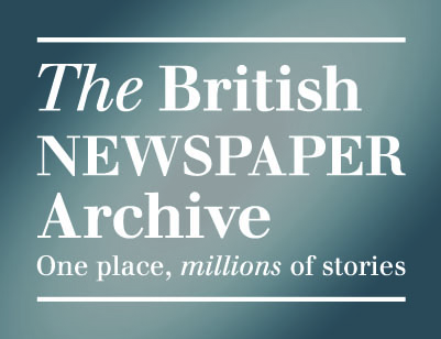 "Looking to ""jump the pond"" on your genealogy research? British Newspaper Archive can help - learn more during this FREE WEBINAR Thursday May 18, 2017"