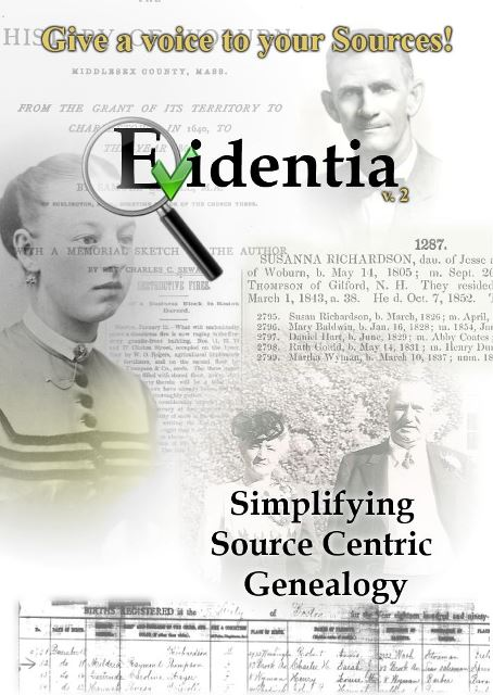 Save 15% on all items at Evidentia plus FREE SHIPPING! Get the latest deals at Genealogy Bargains today, Tuesday, February 27, 2018