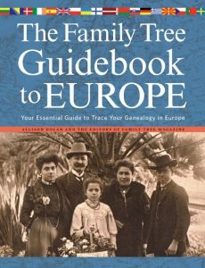 Save 34% on The Family Tree Guidebook to Europe: Trace Your Genealogy in Europe