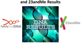 Save 30% on Interpreting Your FTDNA and 23andMe Results Boot Camp digital download and more - Genealogy Bargains for Sunday, July 23, 2017