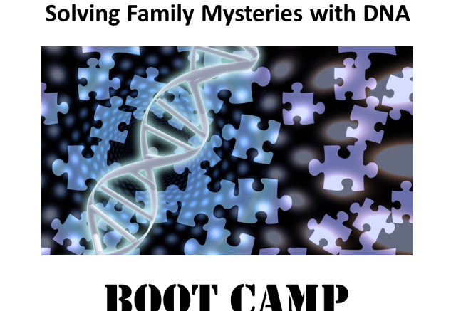 Solving Family Mysteries with DNA digital download now on sale for $19.99 at Genealogy Bargains for Monday, August 21st, 2017