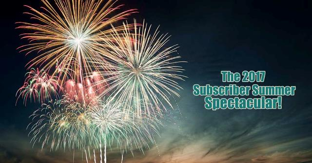 NEW! 2017 Subscriber Summer Spectacular at Legacy Family Tree Webinars - what a great offer! This is the second year for this amazing deal, but it is for Legacy Family Tree Webinar SUBSCRIBERS ONLY! You'll get access to 28 new webinar classes over 6 new series!