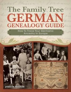 The Family Tree German Genealogy Guide PLUS FREE SHIPPING - now you can get your copy of The Family Tree German Genealogy Guide: How to Trace Your Germanic Ancestry in Europe by James M. Beidler, for just $18.48 PLUS FREE SHIPPING now through July 13th! PLUS use promo code SFTTHOMAS17 and save an extra 10%!