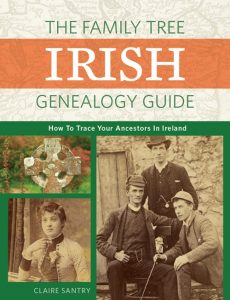 "Irish Genealogy Guide at Family Tree Magazine - ""Discover your Irish roots! This comprehensive book will show how to find your Irish ancestors and learn more about them, with guides to identifying immigrant ancestors, researching major Irish records, and understanding Irish history and geography."" Regularly $26.99, now just $13.49 PLUS get an extra 20% off using promo code FAMTREE20 at checkout - your final price is just $10.79! Offer valid through Sunday, November 19th."