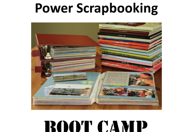Learn the ins and outs of Power Scrapbooking from the amazing Devon Noel Lee in this fun and informative digital download at Hack Genealogy