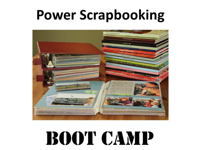 Struggling to preserve all those Summer 2017 memories? Get started with Power Scrapbooking Boot Camp by Devon Noel Lee on Saturday, September 9th!