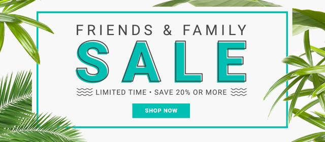 Family Tree DNA Friends & Family Sale - save 20% or more on DNA test kits! Genealogy Bargains for Tuesday, August 1, 2017