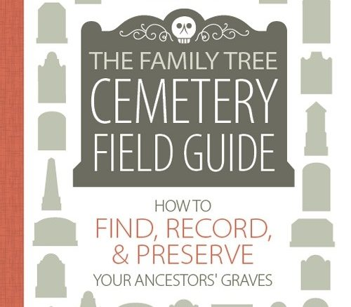 Buy The Family Tree Cemetery Field Guide before August 31st and get FREE SHIPPING ON YOUR ENTIRE ORDER!