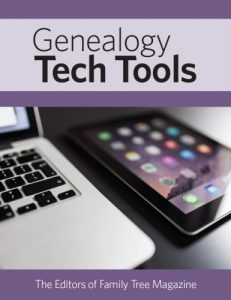 Save $5 on Genealogy Tech Tools eBook!
