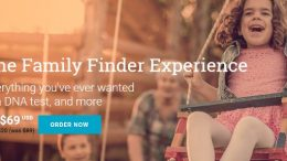 Family Tree DNA: Save $20 on Family Finder DNA test kit - this is the same autosomal test kit as AncestryDNA - you can get it for just $69 (regularly $89).