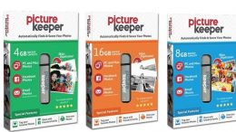 When was the last time you backed up ALL your digital images including Facebook and email? Save 60% on Picture Keeper and protect your digital family photos