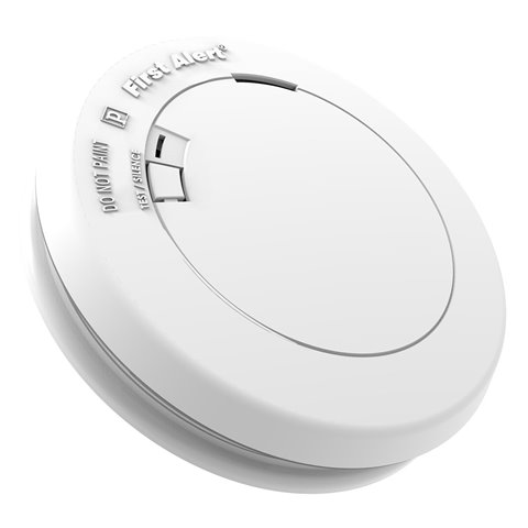First Alert Slim Battery-Operated Photoelectric Smoke Alarm: Did you know that you should replace smoke alarms every 8-10 years? And when was the last time you replaced the batteries? I make it a habit to put new batteries in all my smoke alarms at the same time I set my clocks for Daylight Saving Time (March) or the return to Standard Time (November). You can get this slim smoke alarm, normally $19.99 at a 41% savings . . . just $11.99!