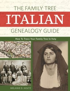 "The Family Tree Italian Guide - ""Learn how to discover your Italian ancestors with this comprehensive guide to using Italian records and genealogy websites. This guide teaches you how to find your ancestors in Italian census and birth, marriage and death records, plus how to use Italian maps and understand Italian-language records."""