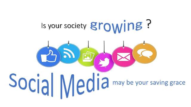 """FREE WEBINAR - Is Your Society Growing? Social Media may be your saving grace presented by DearMyrtle, Friday, October 13th, 1:00 pm Central - """"It's all about selling the sizzle! Ask genealogists about the perceived value of joining a genealogy society, the will invariably say: networking with friends and colleagues great presenters access to """"boots on the ground"""" experts This webinar discusses 10 ideas to pump new life into genealogy & historical societies and family associations."""