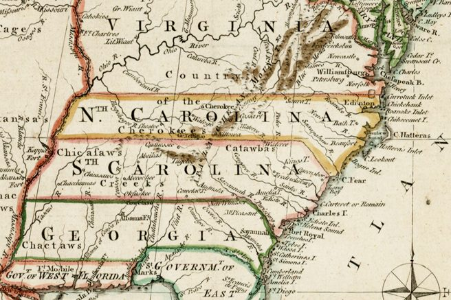 "FREE WEBINAR - Southern States Migration Patterns presented by Mary Hill, AG, Wednesday, October 12th, 2017, 7:00 pm Central - ""Why did people migrate from one location to another? What routes did they follow, and how can identifying migration trails help you find your ancestors? Learn from maps and historical details how to follow the trail of your ancestors into and out of the Southern states."""
