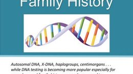 Save 40%! Interested in DNA Testing for family history research? The best-selling ebook 23 Best Tips for DNA Testing and Family History by Mary Eberle is now available in both Amazon Kindle and PDF format!