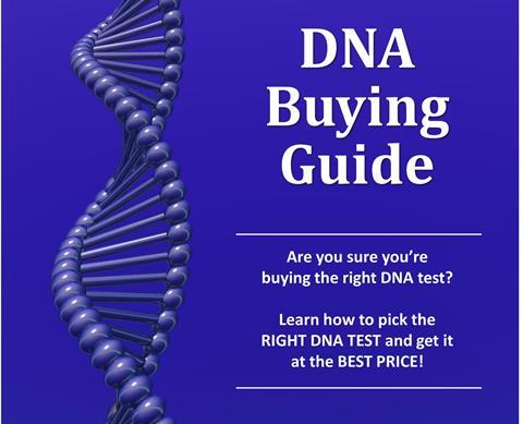 DNA Buying Guide FREE!