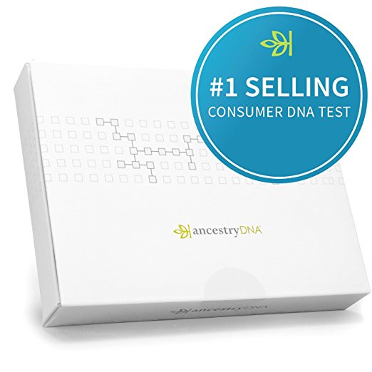 Ancestry DNA Test Kit Giveaway at DNA Bargains