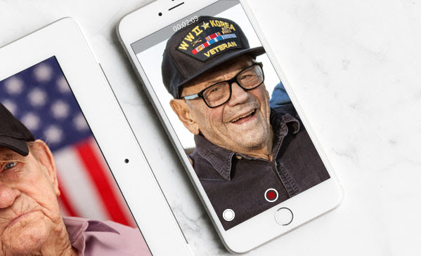 Help record the stories of your family's WWII veterans, before they're lost forever with help from Ancestry - visit their new landing page with interview questions and more.