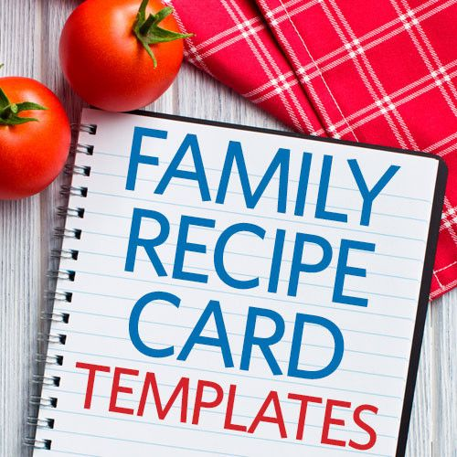 "ADDED BONUS! Get Family Recipe Card Templates FREE with your purchase at Family Tree Magazine - ""Six colorful recipe card templates to preserve family recipes, designed to fit in a recipe binder or box. Simply type in the PDF and print or share!""  (This item is added at checkout once you place an item in your cart at the Family Tree Magazine Store.) This is a $9.99 value for FREE!"