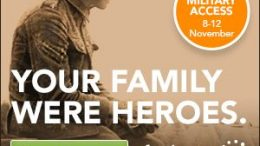 FREE ACCESS to US and UK military records at Findmypast this weekend! More deals at Genealogy Bargains for Wednesday, November 8th, 2017