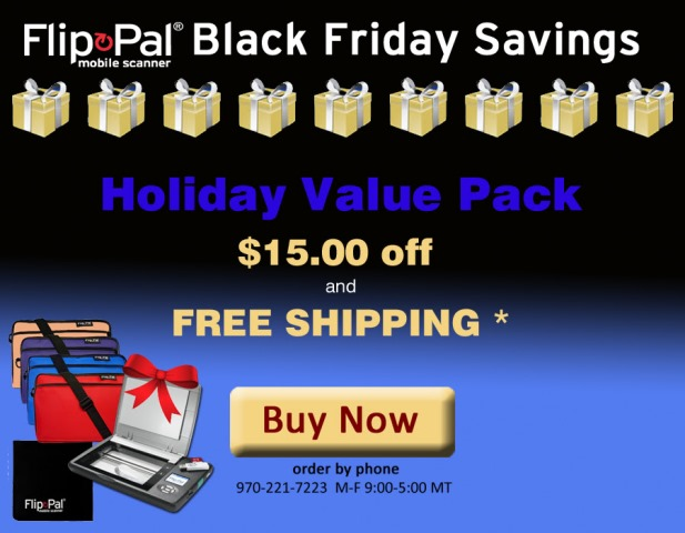 Save $15 on Flip-Pal plus FREE SHIPPING*! Regularly $184.97, now just $169.97