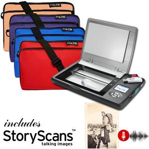 Get a jump on Black Friday shopping! This amazing Flip-Pal mobile scanner package is $34 off this week! Start scanning your family photos with the Flip-Pal!