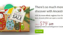 AncestryDNA Family Value Pack