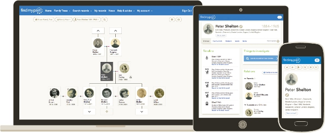 A family tree is the perfect keepsake that you can pass down to your relatives, keeping your family's unique story alive forever. Findmypast's FREE Family Tree Builder is the perfect tool to get you started.