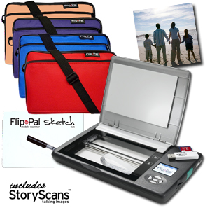 Save $34 with the Genealogy Bargains Value Pack from Flip-Pal!