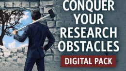 Save 75% on Conquer Your Research Obstacles Digital Pack Bundle from Family Tree Magazine! Get the latest deals at Genealogy Bargains today, Wednesday, March 14, 2018