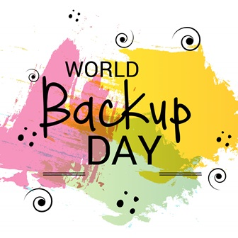 Save 50% and More on External Hard Drives, USB Flash Drives, and Backup Programs TODAY ONLY during World Backup Day!