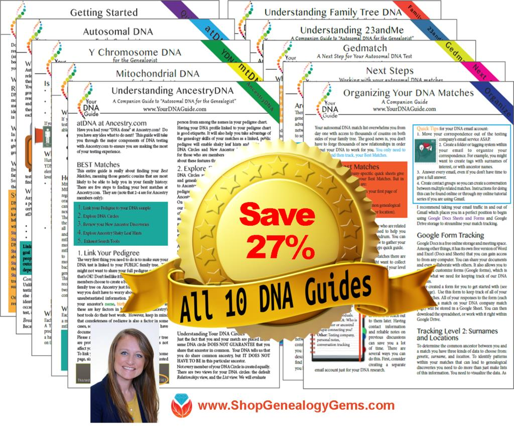 BIG SAVINGS on DNA Guide Bundles!