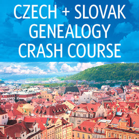 Czech and Slovak Genealogy Crash Course Web Seminar Download