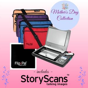FREE SHIPPING plus Sale on Mother's Day Collection mobile scanner bundle at Flip-Pal Mobile Scanner!