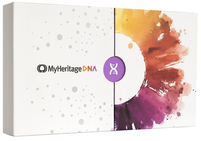 HUGE SPECIAL SALE on MyHeritage DNA at Amazon - TODAY ONLY, get MyHeritage DNA for just $57 USD plus FREE 1-DAY SHIPPING for Amazon Prime members!