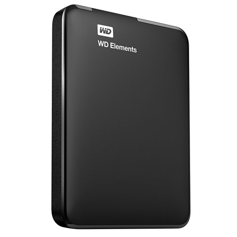 Western Digital 2TB External Hard Drive at Amazon