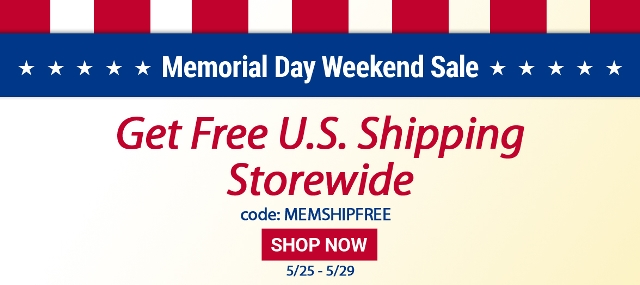 FREE SHIPPING and More - Memorial Day Weekend Sale at Family Tree Magazine!