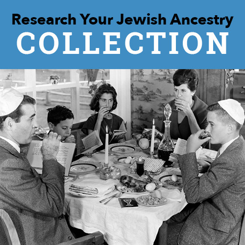 "Save over 70% on Research Your Jewish Ancestry Collection from Family Tree Magazine! ""Until recent decades, many Jews believed it wasn't possible to trace their heritage. Centuries of persecution, repression and sanctioned violence against Jews—culminating in the atrocities of the Holocaust—led people to assume that records of those persecuted would be equally battered or lost. Today, however, vast Jewish archives, data sets and hard-earned expertise show otherwise. Tracing Jewish roots is both possible and, say Jewish genealogists, deeply rewarding."