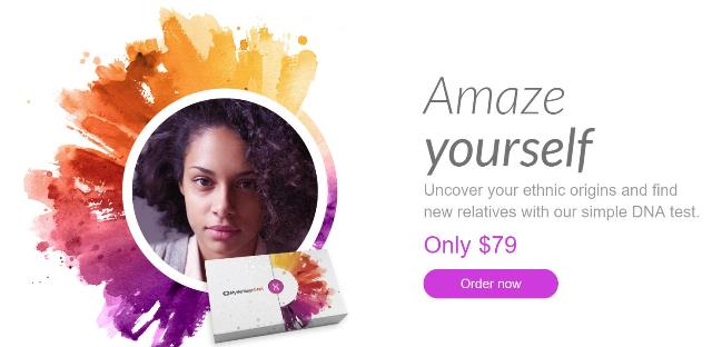 MyHeritage DNA - just $79 USD! For just $79 USD you can get the popular autosomal DNA test kit similar to AncestryDNA, Family Tree DNA and other DNA testing companies. You'll have access to more ethnicities than any other major vendor PLUS receive your results much faster than other companies.