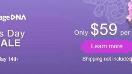 MyHeritage DNA - just $59 USD during MyHeritage Mother's Day Sale