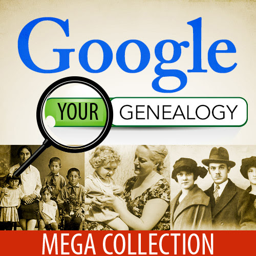 Save over 76% on Google Your Genealogy MEGA Collection from Family Tree Magazine!