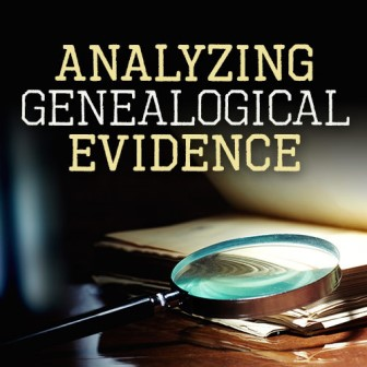 Analyzing Genealogical Evidence