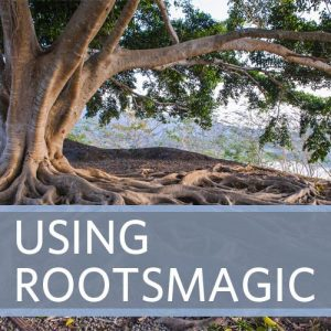 Using RootsMagic -Video Download:Discover the essential tools and resources for using RootsMagic genealogy software to build, preserve and organize your family tree research.