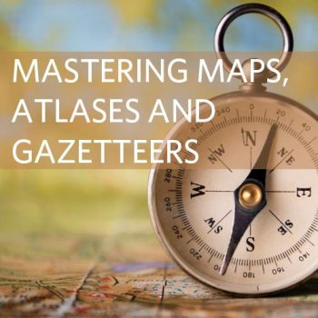 FREE Online Genealogy Course at Family Tree University! Take Mastering Maps, Atlases and Gazetteers for a test drive today! Get the details at Genealogy Bargains!