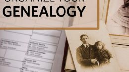 Save an extra $10 on the upcoming Organize Your Genealogy Research Online course led by expert Lisa Alzo - Genealogy Bargains has the special promo code!