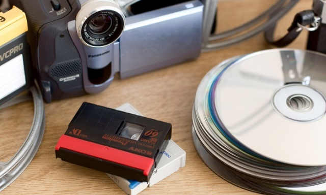 "Convert 6 VHS tapes for just $17 USD with HB Media Solutions! ""Did you know that 20 years is the average shelf life of VHS tapes? Don't run the risk of losing the memories contained in these VHS tapes. Memories define who we are… Got a pile of old VCR tapes? VHS to DVD transfer service is one of our most popular transfer requests. We'll transfer them into digital copies!"" For six (6) VHS tapes up to two hours each, regularly $84 USD, now just $17 USD!"